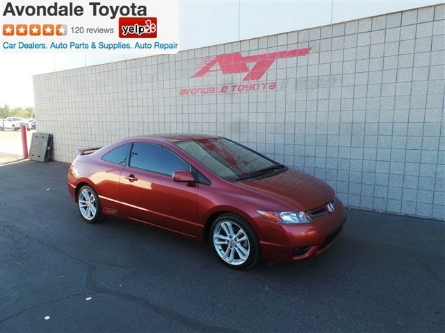 2006 Honda Civic Si Coupe