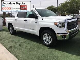 2018 Toyota Tundra SR5 5.7L V8 Truck CrewMax
