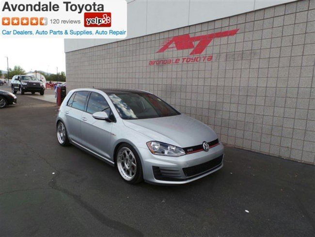 Used 2015 Volkswagen Golf GTI 2.0T Autobahn 4-Door Hatchback in Avondale, AZ