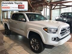 2017 Toyota Tacoma Limited V6 Truck Double Cab