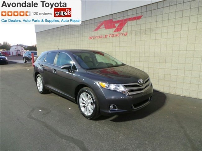 Used 2014 Toyota Venza LE Crossover in Avondale, AZ