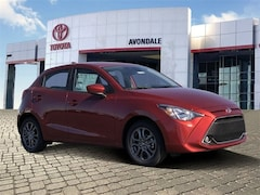 New 2020 Toyota Yaris LE Hatchback in Avondale, AZ