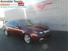 Used 2012 Acura TL with Technology Package Sedan in Avondale