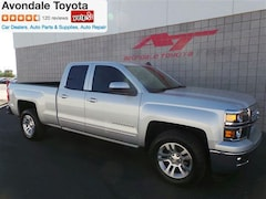 Used 2015 Chevrolet Silverado 1500 LT Truck Double Cab in Avondale
