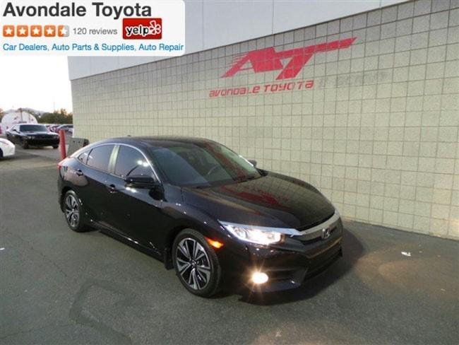 Used 2016 Honda Civic EX-T Sedan in Avondale, AZ