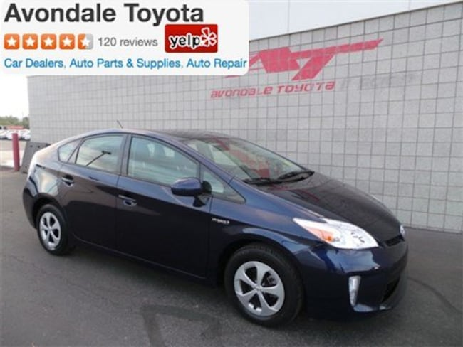 Used 2015 Toyota Prius Two Hatchback in Avondale, AZ
