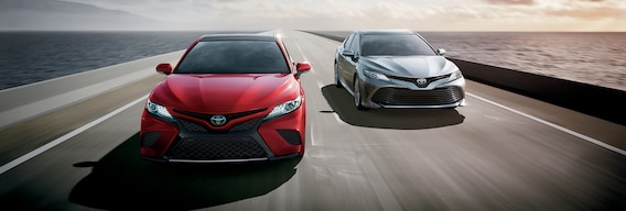 New Toyota Camry Sedans for Sale | Avondale AZ