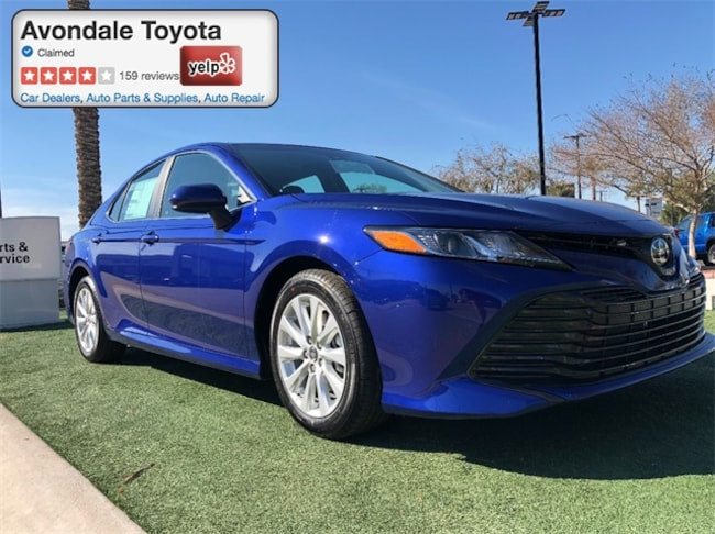 New 2018 Toyota Camry LE Sedan in Avondale, AZ