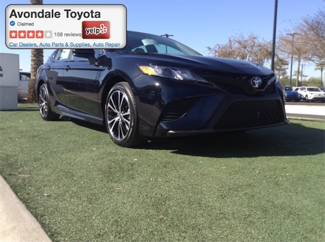 New 2018 Toyota Camry SE Sedan in Avondale, AZ