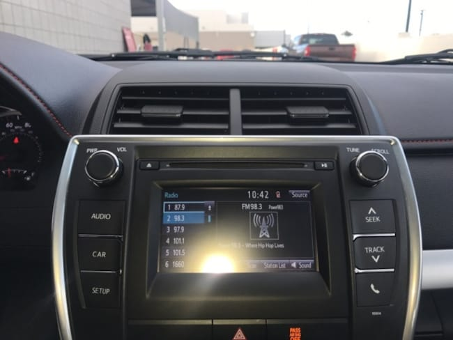 Used 2016 Toyota Camry For Sale in Avondale, AZ | Avondale Toyota ...