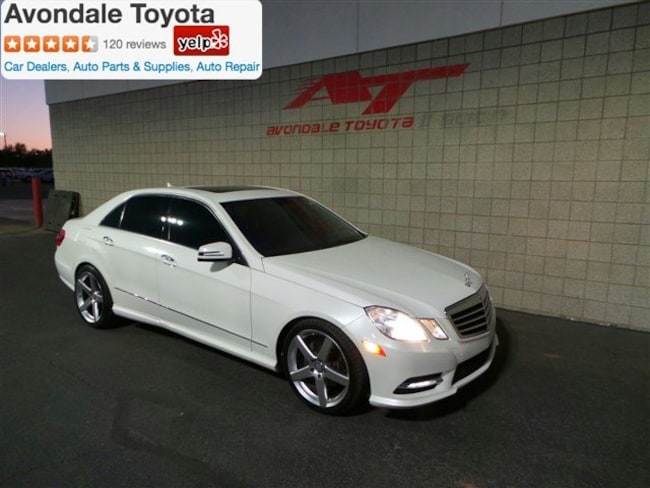 Used 2013 Mercedes-Benz E-Class E 350 Sedan in Avondale, AZ