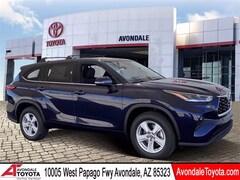 2021 Toyota Highlander LE SUV Avondale