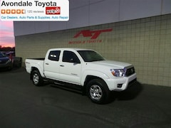 Used 2015 Toyota Tacoma 4x4 V6 Truck Double Cab in Avondale