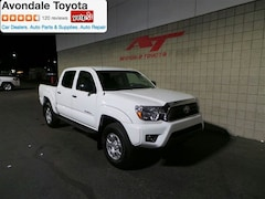 Used 2014 Toyota Tacoma PreRunner V6 Truck Double Cab in Avondale