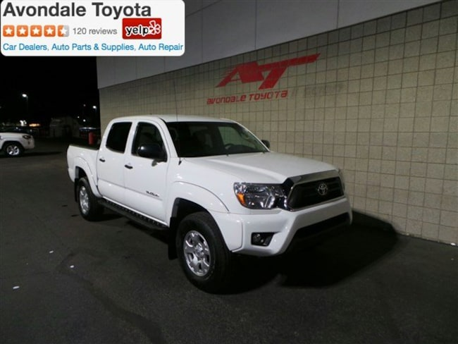 2014 Toyota Tacoma PreRunner V6 Truck Double Cab