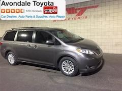 Used 2016 Toyota Sienna XLE 8 Passenger Van in Avondale