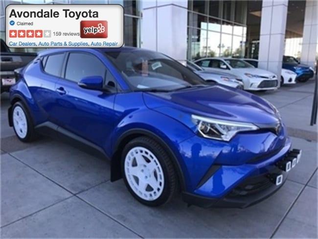 New 2018 Toyota C-HR XLE SUV in Avondale, AZ