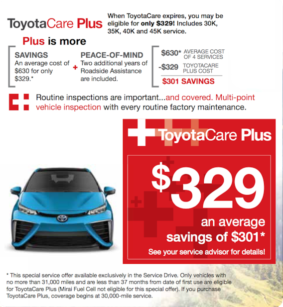 Toyotacare Roadside Assistance Number >> Learn About Toyotacare At Avondale Toyota In Arizona