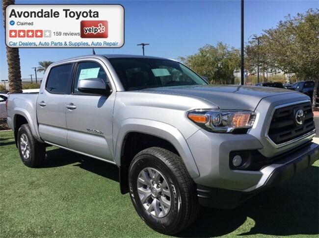 New 2018 Toyota Tacoma SR5 V6 Truck Double Cab in Avondale, AZ
