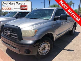 2007 Toyota Tundra Base 5.7L V8 Truck Regular Cab