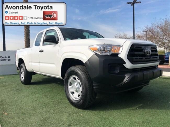 New 2018 Toyota Tacoma SR Truck Access Cab in Avondale, AZ