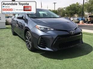 2018 Toyota Corolla SE Sedan