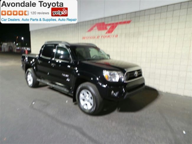 Used 2013 Toyota Tacoma PreRunner V6 Automatic Truck Double Cab in Avondale, AZ