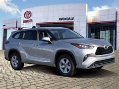 New 2020 Toyota Highlander LE SUV in Avondale, AZ
