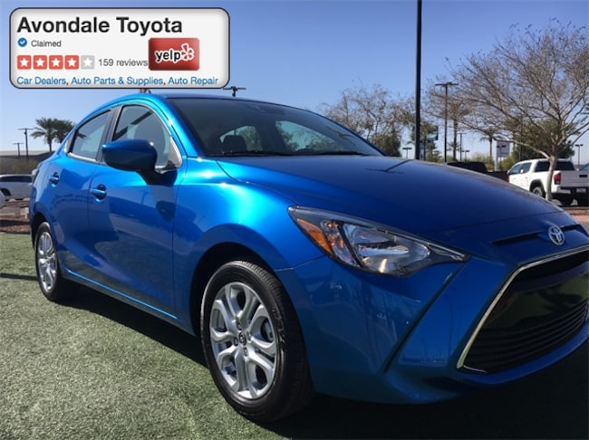 New 2018 Toyota Yaris iA Base A6 Sedan in Avondale, AZ