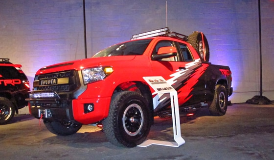 4Runner Trd Pro >> One Toyota of Oakland | Toyota Baja 1000 Chase Truck Revealed