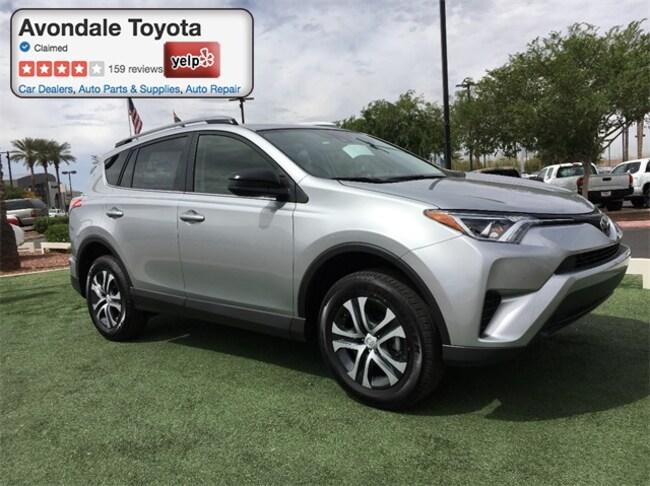 New 2018 Toyota RAV4 LE SUV in Avondale, AZ