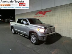 Used 2015 Toyota Tundra Limited 5.7L V8 w/FFV Truck CrewMax in Avondale