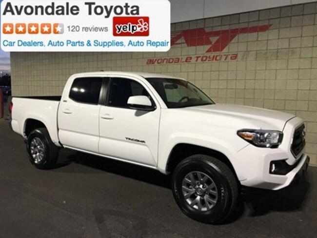 Used 2017 Toyota Tacoma SR5 V6 Truck Double Cab in Avondale, AZ