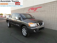 Used 2012 Nissan Titan SL (A5) Truck Crew Cab in Avondale