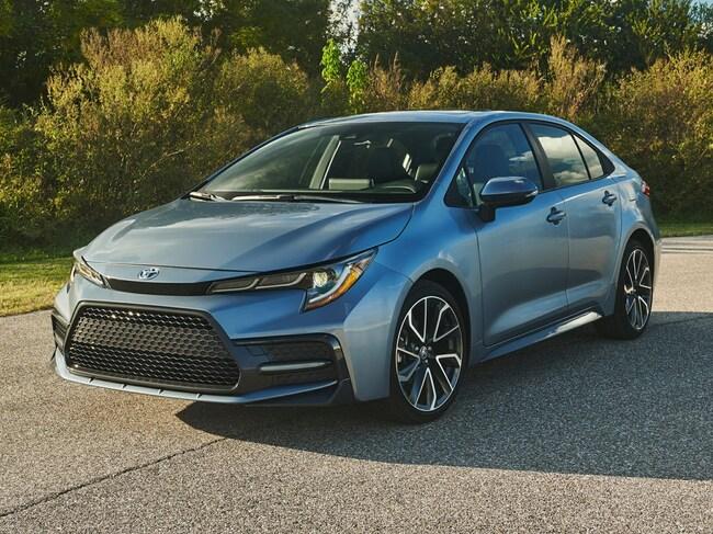 New 2020 Toyota Corolla SE Sedan in Avondale, AZ