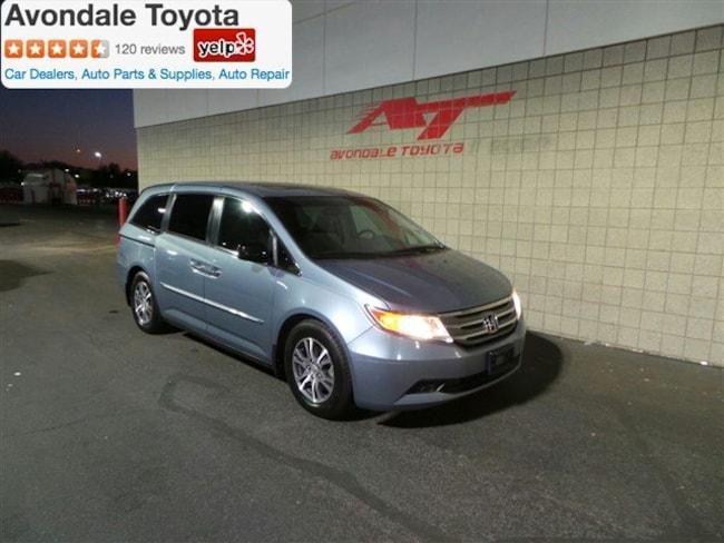 Used 2012 Honda Odyssey EX-L Van in Avondale, AZ