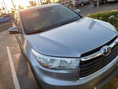 Used 2015 Toyota Highlander LE V6 SUV for Sale in Avondale, AZ