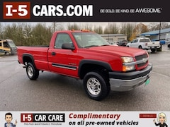 2003 Chevrolet Silverado 2500 HD LS Truck Regular Cab