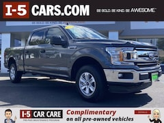 Used 2019 Ford F-150 Truck SuperCrew Cab 1FTFW1E55KFB96603 in Chehalis, WA
