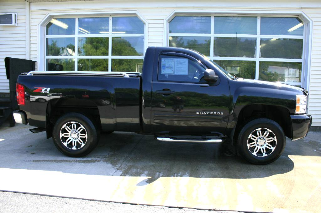 Used 2010 Chevrolet Silverado 1500 For Sale at Ayer Auto