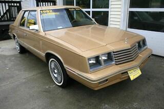 1982 Dodge 400 BROWN Sedan