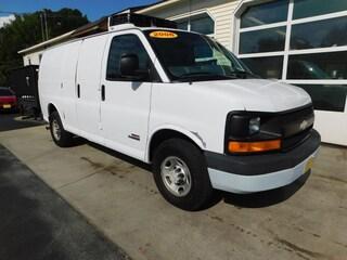 2006 Chevrolet Express Work Van Van G3500 Cargo Van