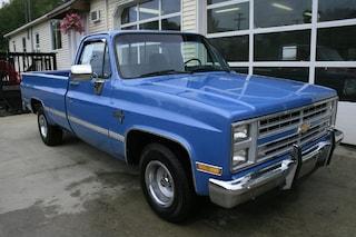 1987 Chevrolet R10 BLUE Pick-Up