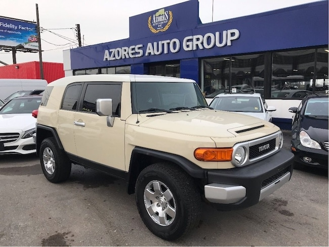 2008 Toyota FJ Cruiser Extremely Rare|Accident Free|Local Vehicle|4x4 SUV
