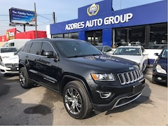 2014 Jeep Grand Cherokee Limited|Back Up Camera|Leather|Sunroof|4x4 SUV