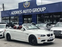 2011 BMW M3 Convertible|Red Interior|Nav|Clean Carproof Convertible