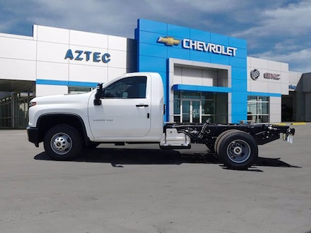 2020 Chevrolet Silverado 3500 HD Chassis Cab Work Truck Truck