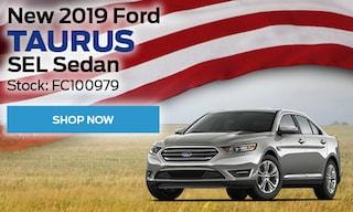 New 2019 Ford Taurus SEL Sedan