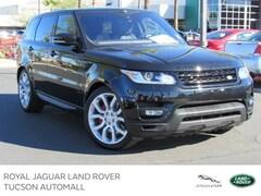 2017 Land Rover Range Rover Sport Dynamic V8 Supercharged Dynamic