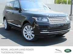 2017 Land Rover Range Rover 5.0 Supercharged V8 Supercharged SWB